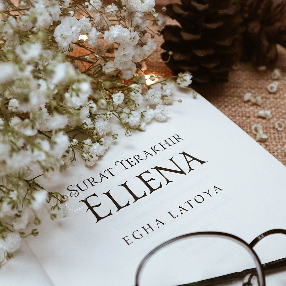 Surat Terakhir Ellena by Egha Latoya - Book Review