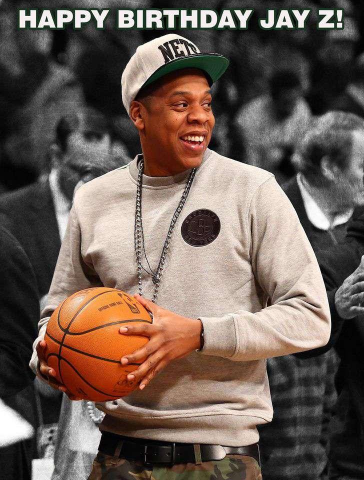Jay-Z's Birthday Wishes