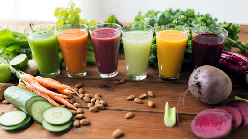 The 7 Pounds in 7 Days Super Juice Diet