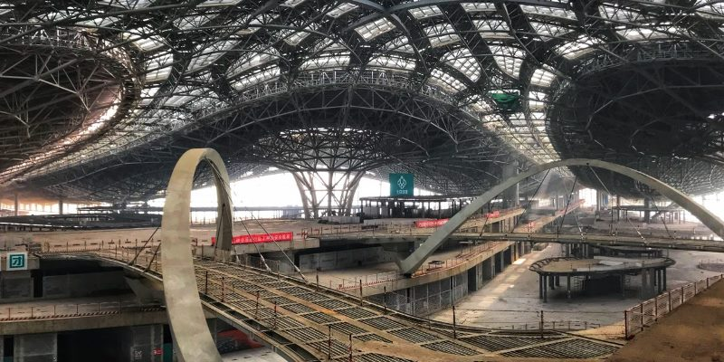 China Resmi Buka Bandara Internasional Baru 'Daxing' Bernilai Rp882 Triliun