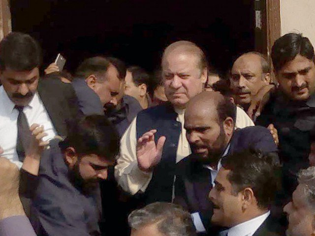 Court appearance: Sharif summons aides to London