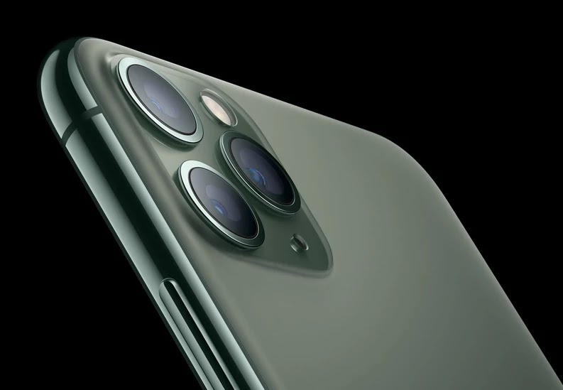 iPhone 11 Pro and iPhone 11 Pro Max Triple Camera System