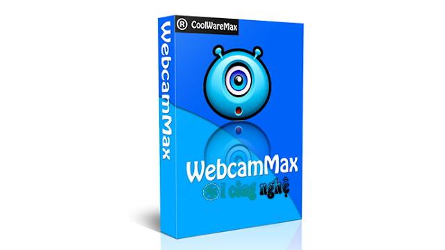 تنزيل برنامج WebcamMax 8 مجانا