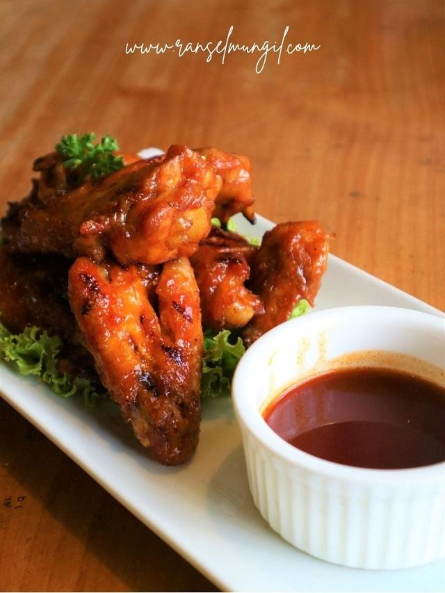 Chicken Wing Kunena Eatery Jogja