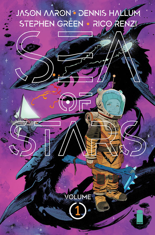 SEA OF STARS, VOL. 1 Coming in January 2020