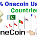 ONECOIN 100% USE IN ALL COUNTRIES