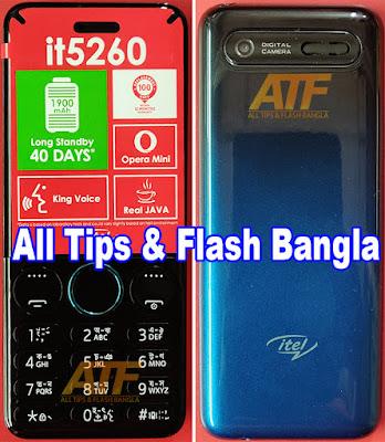 Itel it5260 Flash File