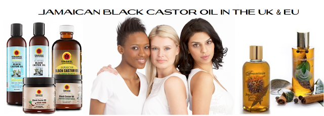 jamaican black castor oil in the UK and EU