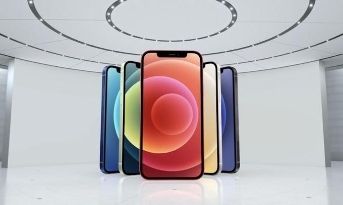 En tiempos raros, Apple finalmente anuncia el iPhone 12