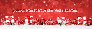 yourIT wünscht Frohe Weihnachten