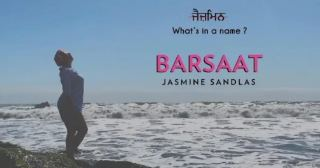 Barsaat song lyrics - Jasmine Sandlas | Punjabi song