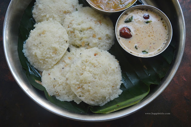 Rava Idly Recipe | How to prepare Rava Idli