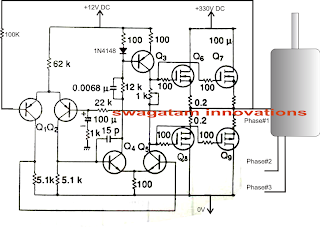 Single Phase To Three Phase Converter on 230v single phase wiring diagram