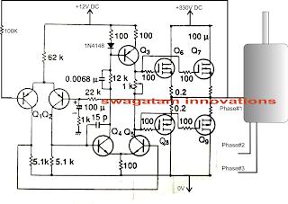 Single phase to three phase converter uk