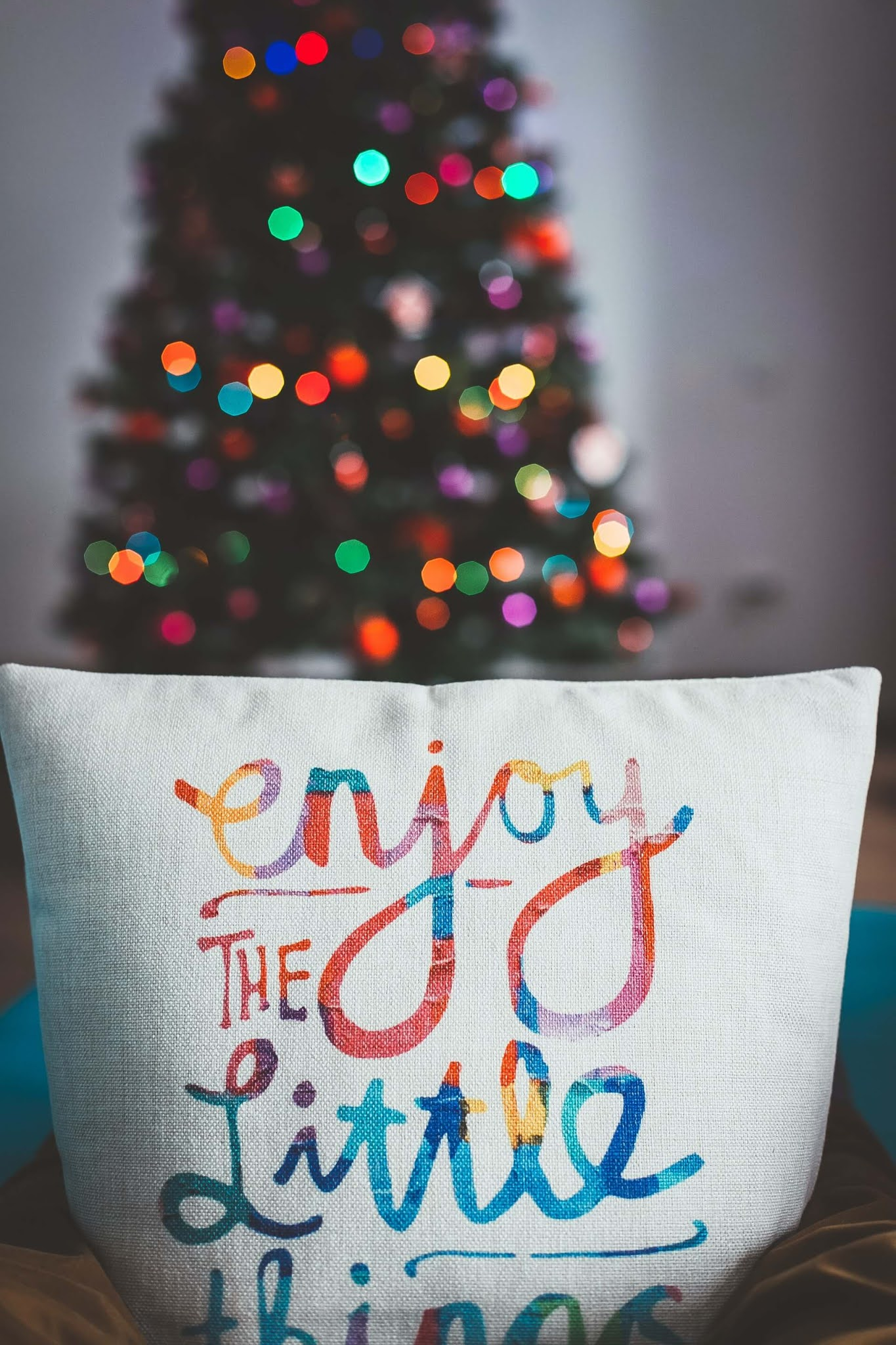 Enjoy the Little Things Photo
