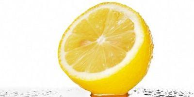 Delicia limón. Medio limón