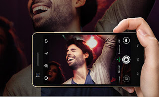 Infinix hot s camera review