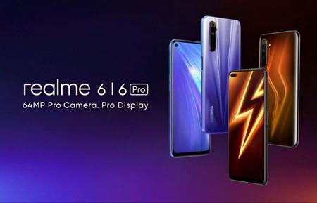 Realme 6 and Realme 6 Pro official: 64MP quad cameras, 30W charging, 90Hz displays