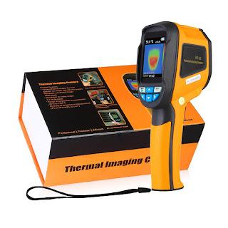 infrared camera detect fever