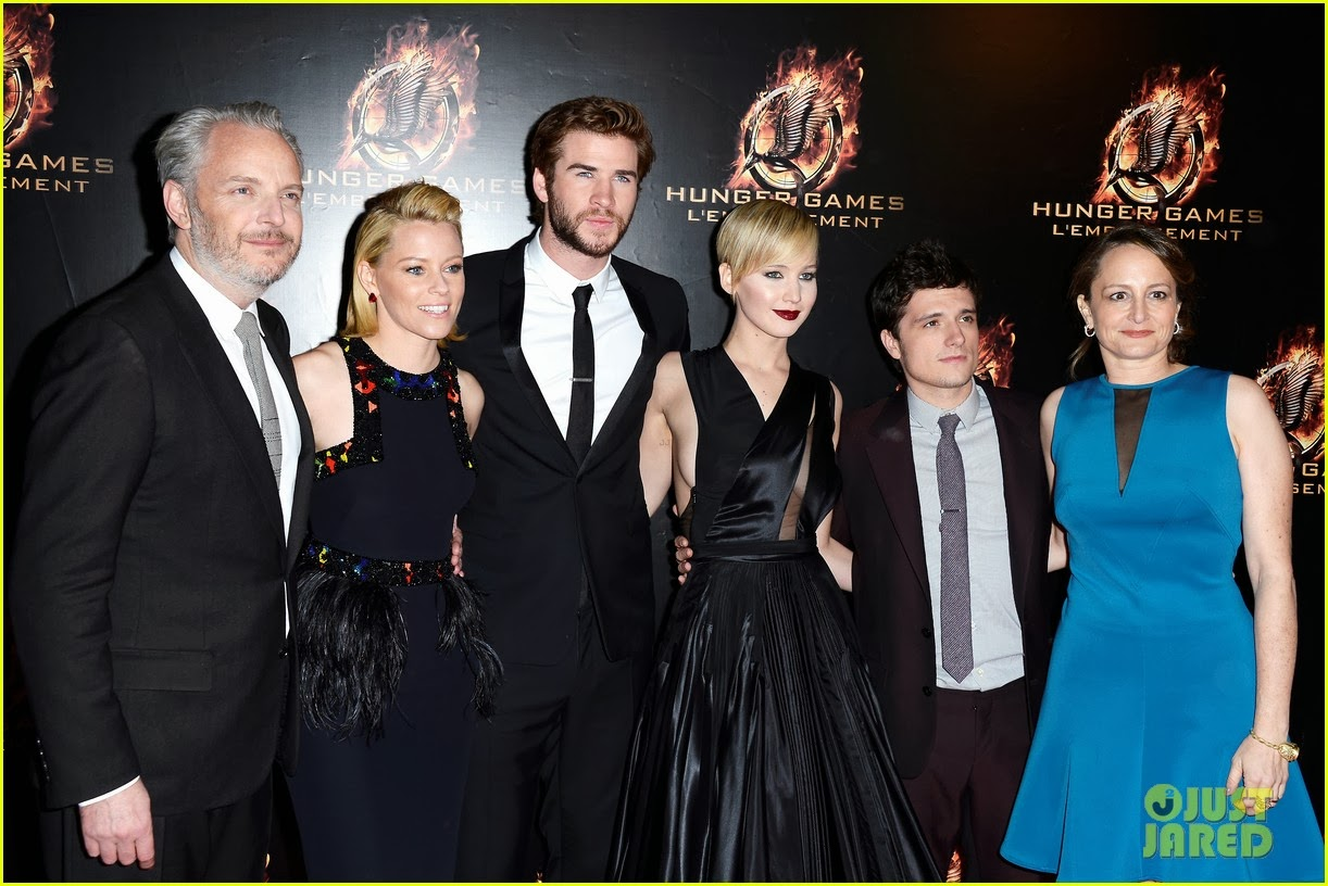 Acteurs Hunger Games lembrasement de Francis Lawrence 2017