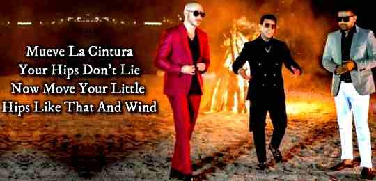Mueve La Cintura Lyrics | Guru Randhawa | Tito El Bambino