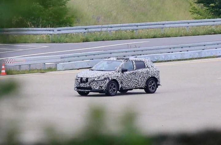 Nissan Qashqai 2020 lần đầu tiên lộ diện