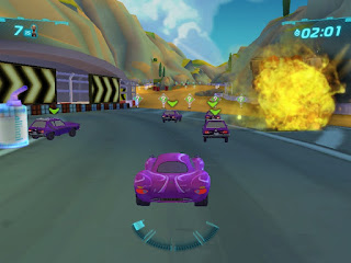Cars 2 3DS CIA Download