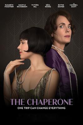 The Chaperone 2018 DVD HD Dual Latino 5.1 + Sub FORZADOS