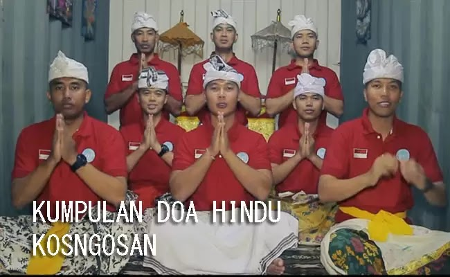 doa agama hindu