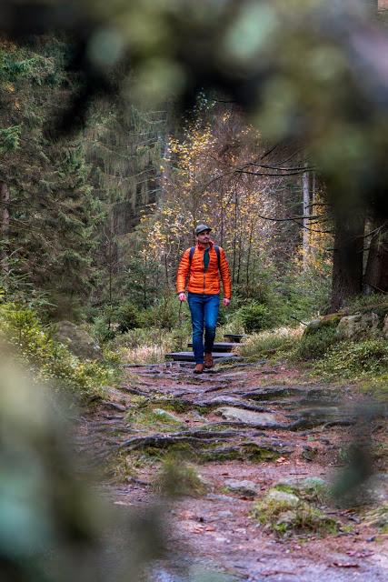 Herbstwanderung im Harz | Torfhaus – Eckerstausee – Bad Harzburg 13