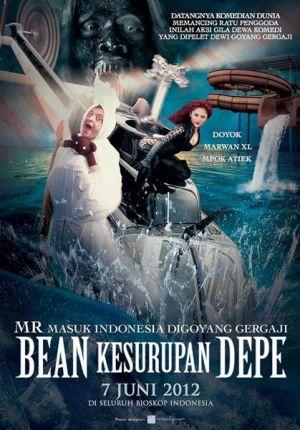 Mr. Bean Kesurupan Depe (2012) WEB-DL