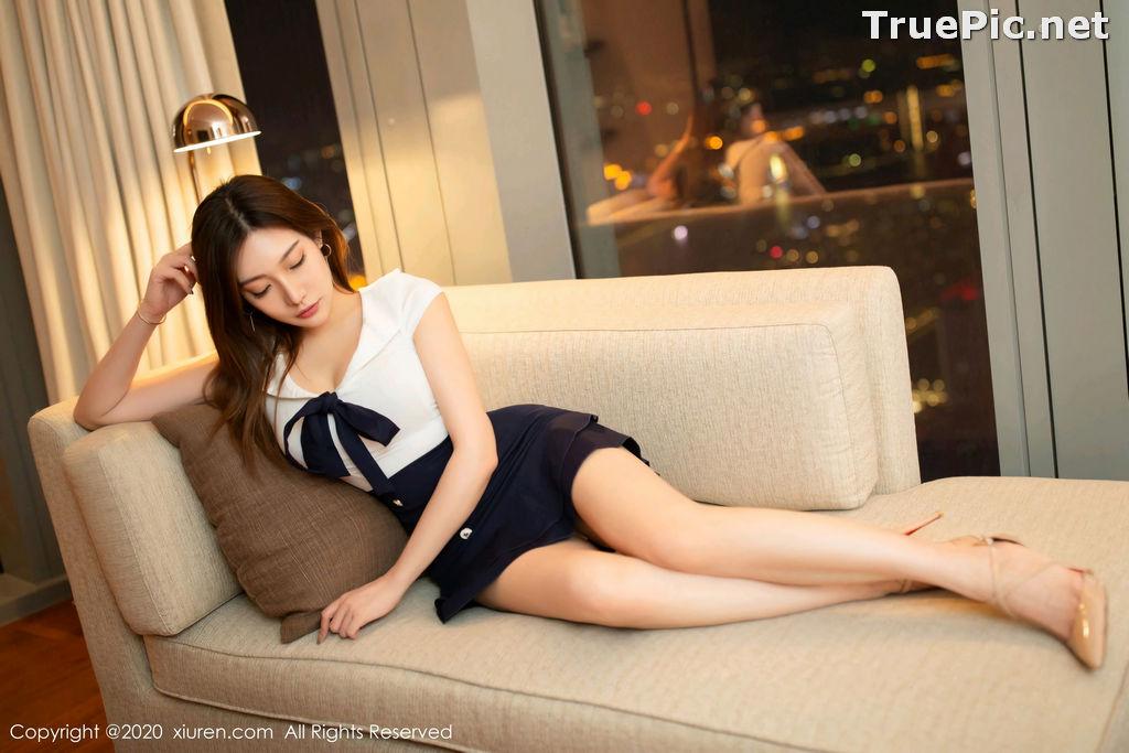 Image XIUREN No.2306 - Chinese Model - Xiao Hu Li (小狐狸Kathryn) - TruePic.net - Picture-9