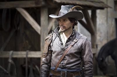 The best Musketeer, Aramis.