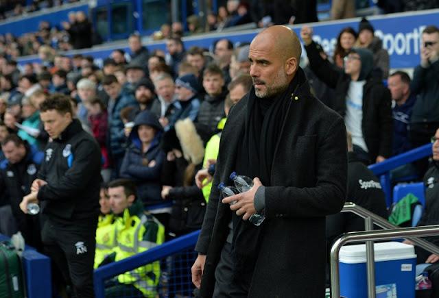 Guardiola Bangga Menang Besar atas Everton