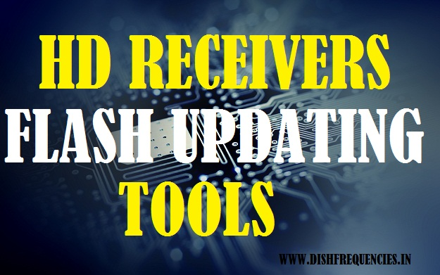 Dish Frequencies: Receivers Flash Updating Software 2019