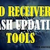 Receivers Flash Updating Software 2021