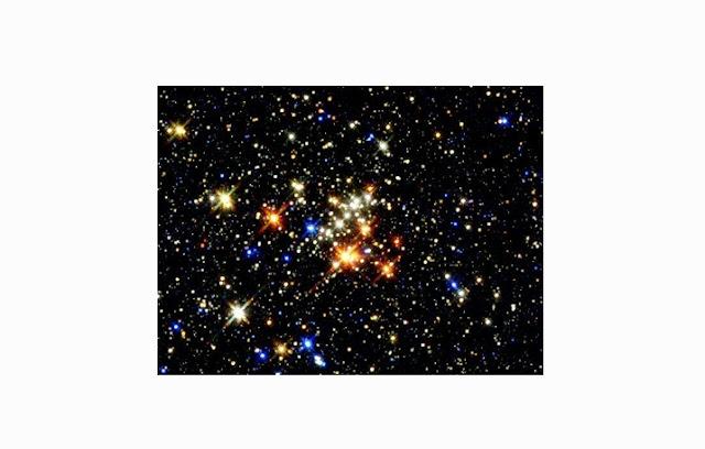 pengertian, penamaan, karakteristik dan jenis bintang