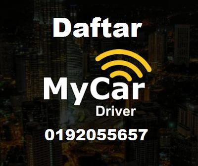 mycar driver registration