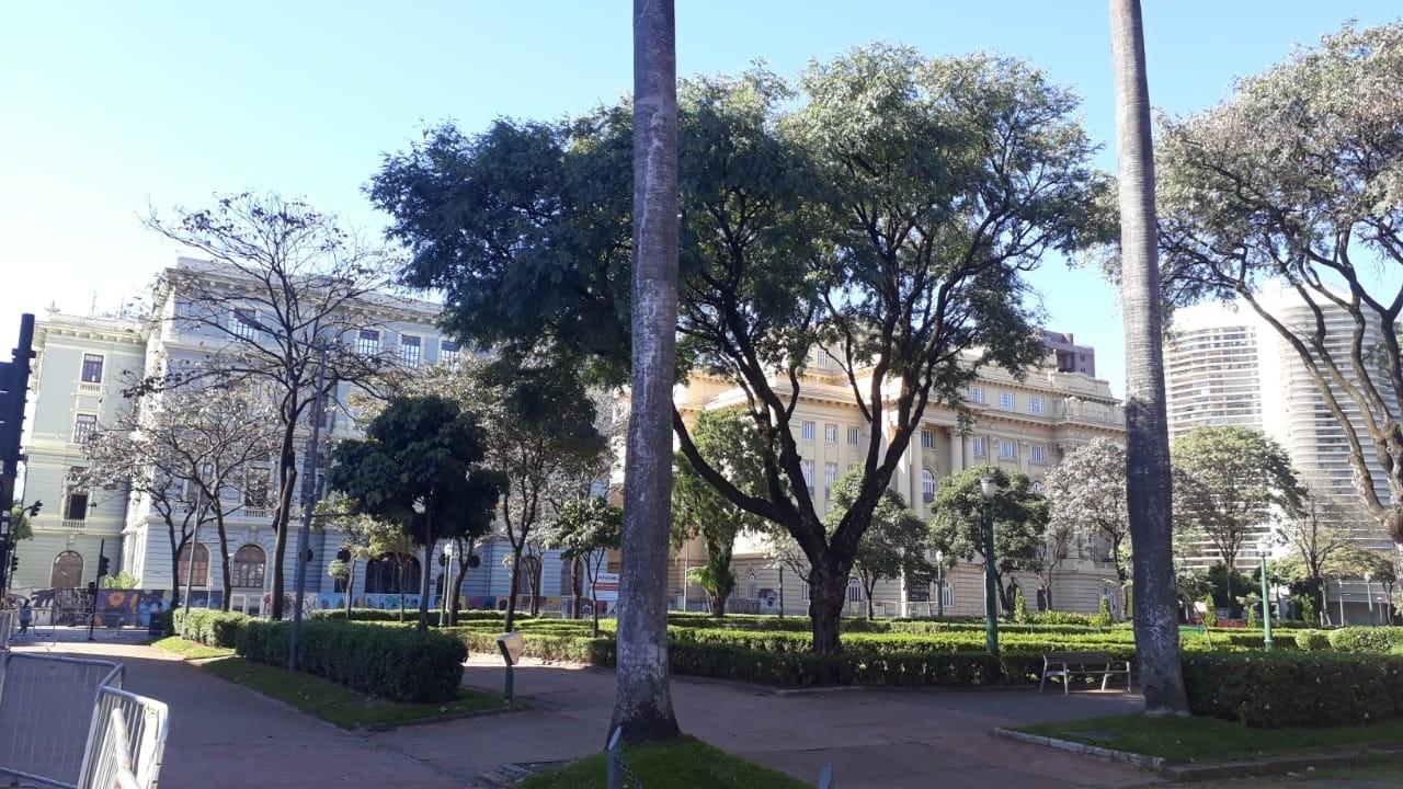 Casa do Patrimônio Cultural de Minas Gerais -  Circuito Praça da Liberdade, Belo Horizonte