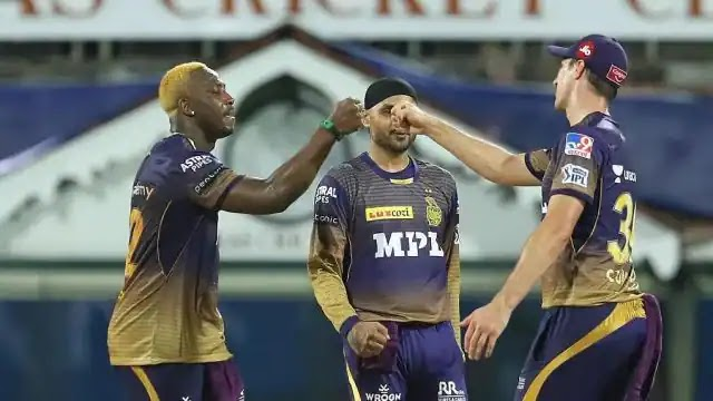 Morgan told why only one over was done to Harbhajan Singh