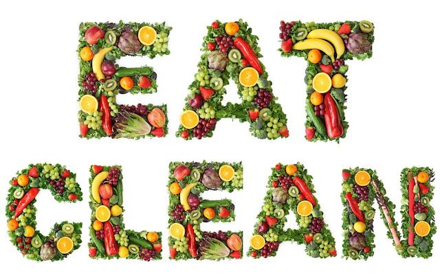 """Jom """"Eat-Clean"""" untuk lebih sihat!"""