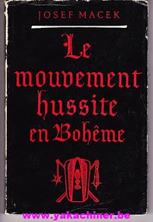 Le mouvement hussite en Bohême, par Joseph Macek