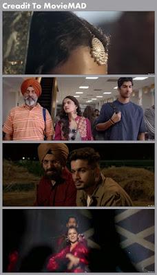 Bhangra Paa Le (2020)  Hdrip 1080p 720p 480p Full Movie Mkv