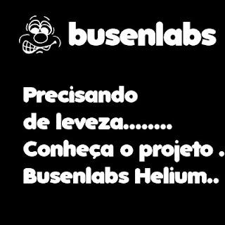 DIstro BusenLabs versão Helium