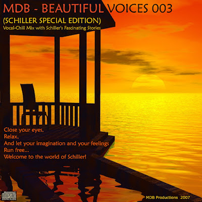 MDB – BEAUTIFUL VOICES 003 (SCHILLER SPECIAL EDITION)(2007)