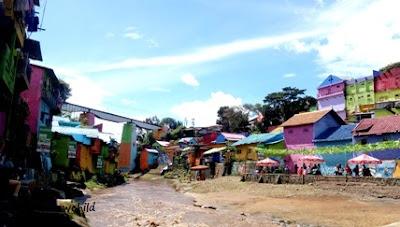 kampung tridi 3d kota malang