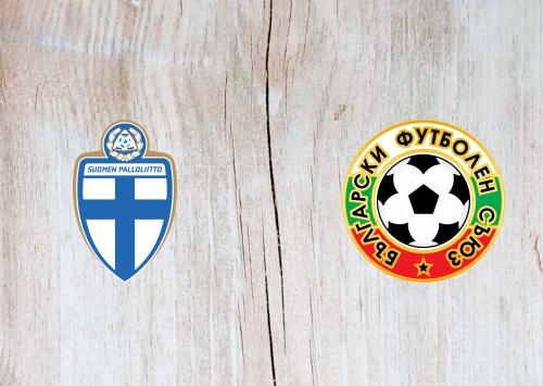 Finland vs Bulgaria -Highlights 11 October 2020