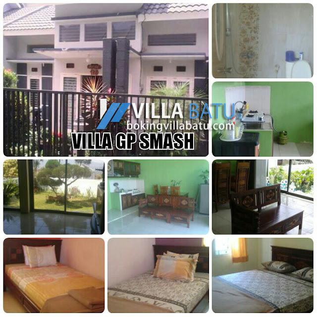 GP SMASH Villa Murah Di Batu - Malang