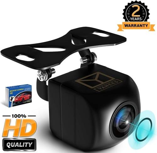 Yanees HD Night Vision Backup Camera for Car