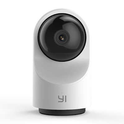 YI Smart Dome Camera X, AI-Powered 1080p WiFi IP Home Security System with Human Detection,